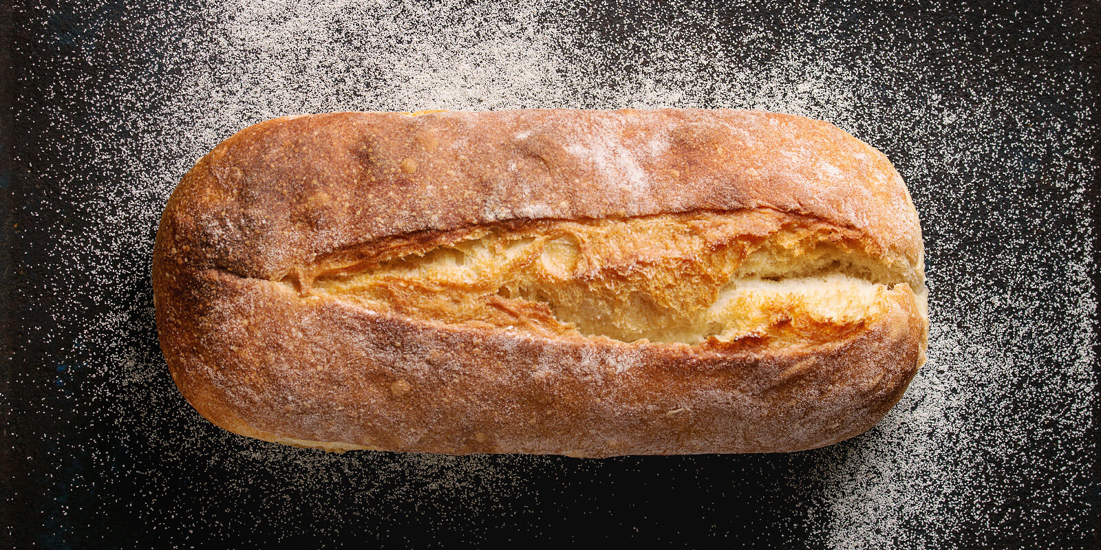 A photo of some bread